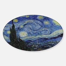 Vincent van Gogh's Starry Night Decal