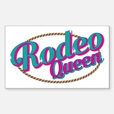 Rodeo Queen Decal