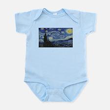 Vincent van Gogh's Starry Night Body Suit