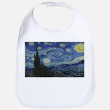 Vincent van Gogh's Starry Night Bib