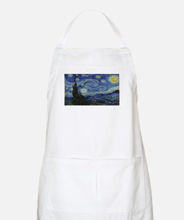 Vincent van Gogh's Starry Night Apron