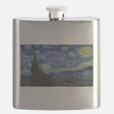 Vincent van Gogh's Starry Night Flask