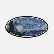 Vincent van Gogh's Starry Night Patch