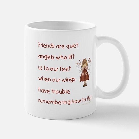 FRIENDS ARE... Mug