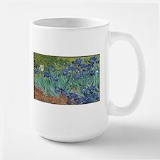 Vincent van Gogh's Irises Mugs