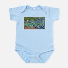 Vincent van Gogh's Irises Body Suit