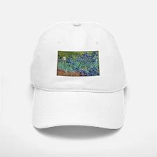 Vincent van Gogh's Irises Baseball Baseball Cap