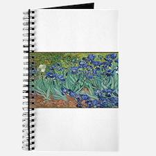 Vincent van Gogh's Irises Journal