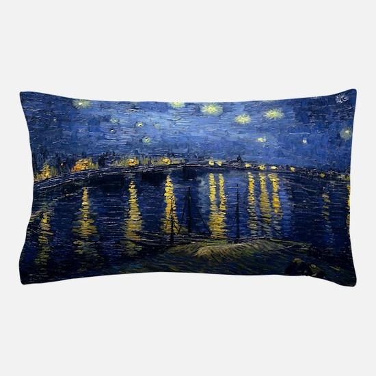 Cute Artist Pillow Case