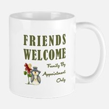 FRIENDS WELCOME Mugs
