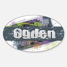Ogden Design Decal