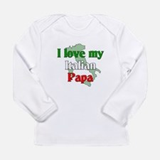 Funny Italian boys Long Sleeve Infant T-Shirt