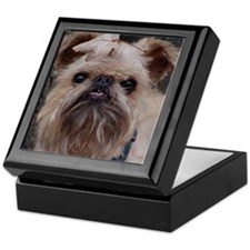Brussels Griffon Keepsake Box