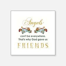 ANGELS... Sticker