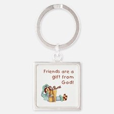 FRIENDS ARE... Keychains