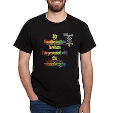 Funny Tennis designer T-Shirt
