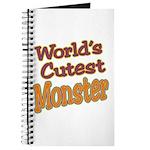 Cutest Monster Costume Journal