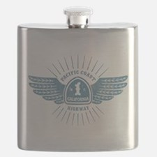 PCH Wings Flask