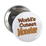 Cutest Monster Costume 2.25