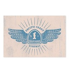 PCH Wings Postcards (Package of 8)