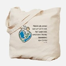 FRIENDS ARE... Tote Bag