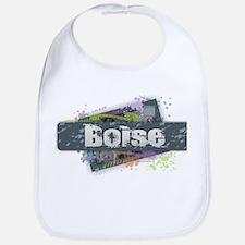 Boise Design Bib
