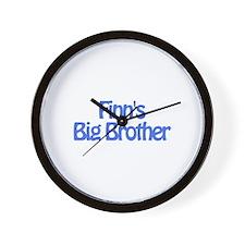 Finn's Big Brother Wall Clock