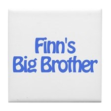 Finn's Big Brother Tile Coaster