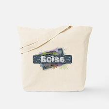 Boise Design Tote Bag