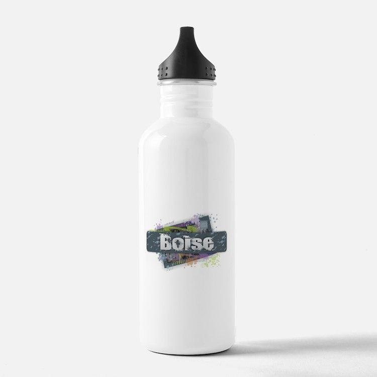 Boise Design Water Bottle