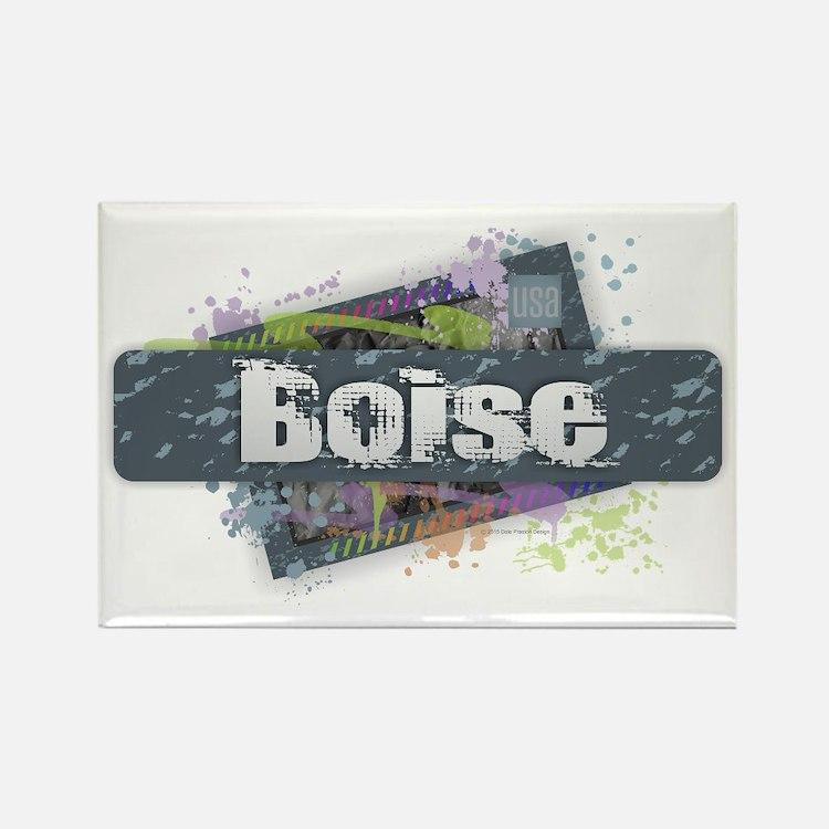 Boise Design Magnets