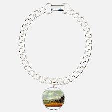 Vincent van Gogh's Wheat Charm Bracelet, One Charm
