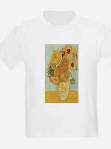 Vincent van Gogh's Sunflowers T-Shirt