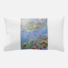 Claude Monet's Water Lilies Pillow Case