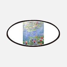 Claude Monet's Water Lilies Patch
