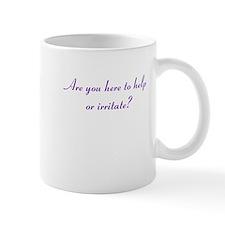 Help or Hinder Mugs