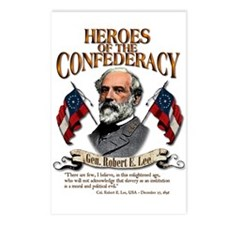 Robert E. Lee Postcards (Package of 8)