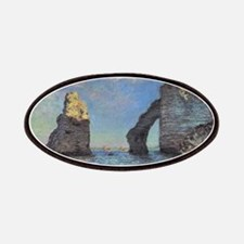 Claude Monet's The Cliffs at Etretat Patch
