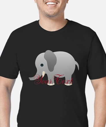 Elephant Personalize T-Shirt
