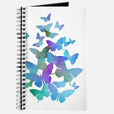 Unique Artistic butterflies Journal