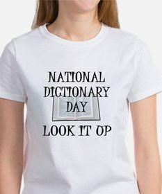 Dictionary Day Tee