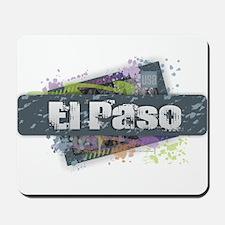 El Paso Design Mousepad