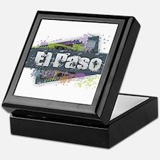 El Paso Design Keepsake Box