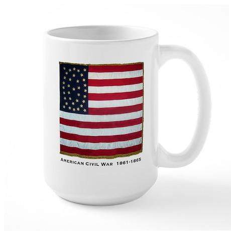 National color (Philadelphia) Large Mug