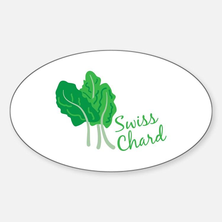Swiss Chard Greens Decal