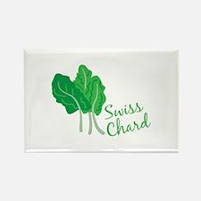 Swiss Chard Greens Magnets