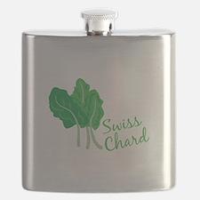Swiss Chard Greens Flask