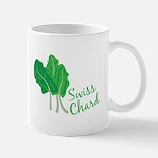 Swiss Chard Greens Mugs