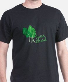 Swiss Chard Greens T-Shirt