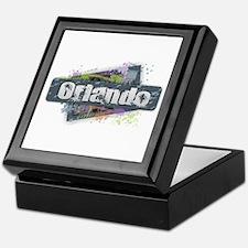 Orlando Design Keepsake Box
